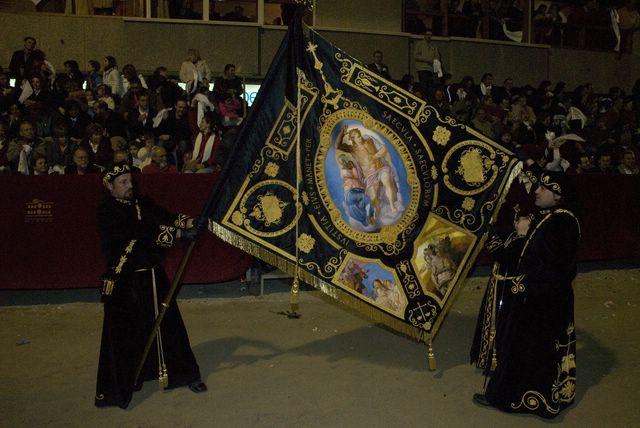 Bandera de la Curia