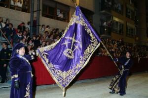 Bandera del Paso Morado