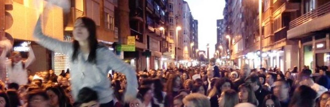 El anuncio de la Semana Santa de Lorca 2017 será el próximo domingo 26